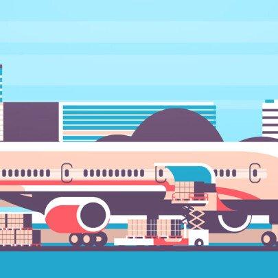 С 26 февраля возобновляется авиа доставка в Украину, Ирландию и  на Кипр