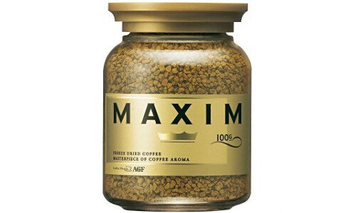 MAXIM Coffee — растворимый кофе.