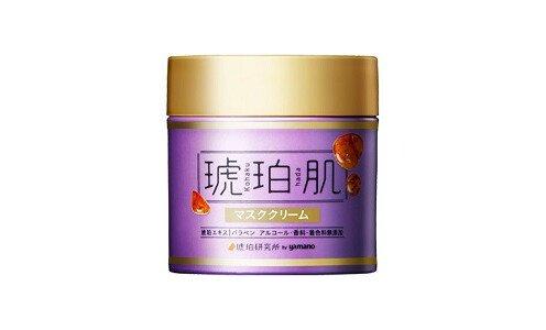 YAMANO Kohaku Mask Cream — питательный крем для лица