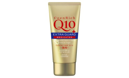 KOSÉ CoenRich Medicated Extra Guard Hand Cream — лечебный защитный крем для рук