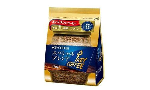 KEY COFFEE Special Blend — растворимый кофе, сменный блок