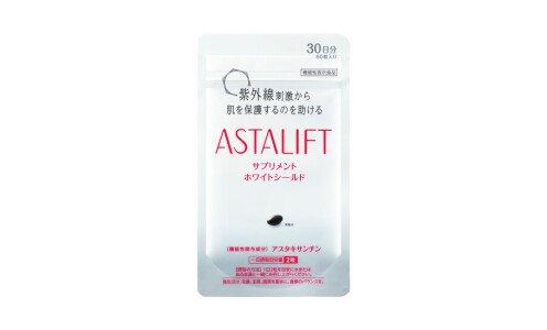 FUJIFILM ASTALIFT White Shield Tablets —  нутриент против пигментации