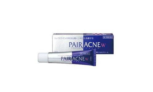 LION Pair Acne Cream W — лечебный крем для локального применения, 24 г.