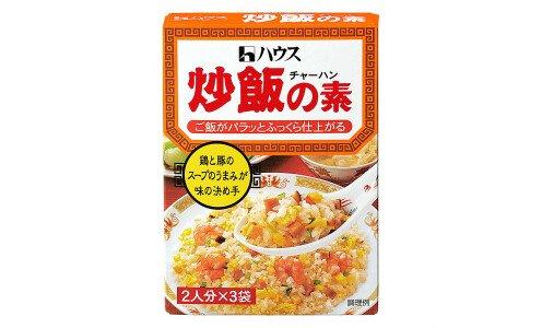 HOUSE Chahan no moto — приправа для жареного риса (чахан)
