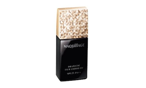 SHISEIDO Maquillage Dramatic Film Liquid uv — тональный крем