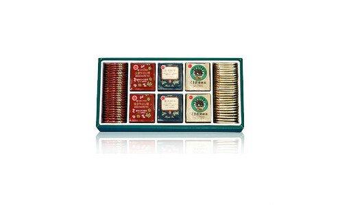 MENARD Reishi Health Tea Set — набор чаев с экстрактом гриба рейши