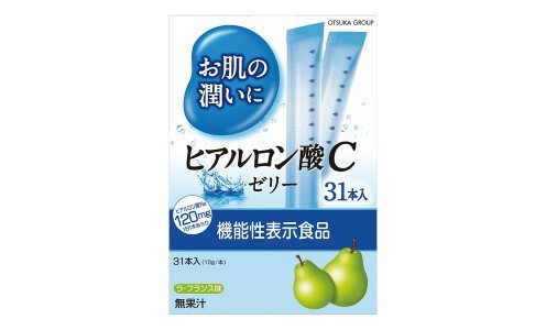EARTH BIOCHEMICAL Hyaluron C Jelly — желе из гиалуроновой кислоты на 1 месяц