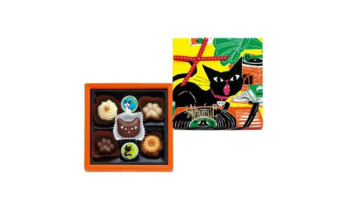 GONCHAROFF Angege Chaton Noir C — шоколадные конфеты