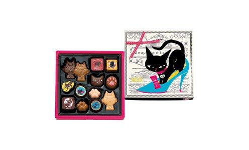 GONCHAROFF Angege Boutique E — шоколадные конфеты