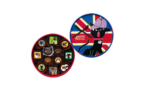GONCHAROFF Angege World Travel E — шоколадные конфеты