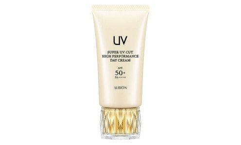 ALBION Super UV Cut High Performance Day Cream — дневной крем с максимальной защитой от солнца