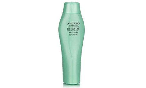 SHISEIDO Fuente Forte Shampoo — шампунь для сухой кожи головы, 250 мл