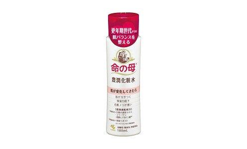 KOBAYASHI Inochi no Haha Rich Lotion — лосьон для ухода за кожей в период и после менопаузы