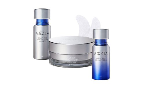 AXXZIA Beauty Eyes Full Set — полный набор ухода вокруг глаз со скидкой 20%