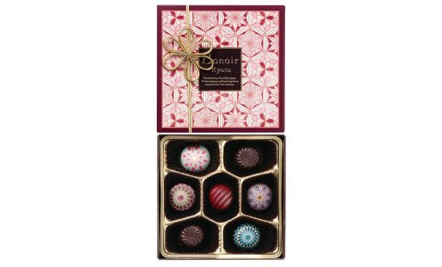 BONOIR KYOTO Kyo Asobi Chocola — шоколадные конфеты