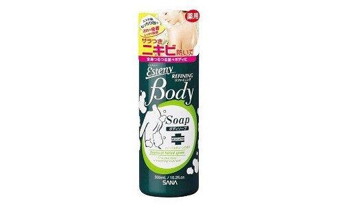 SANA Esteny Medicated Body Soap — гель для душа против прыщей