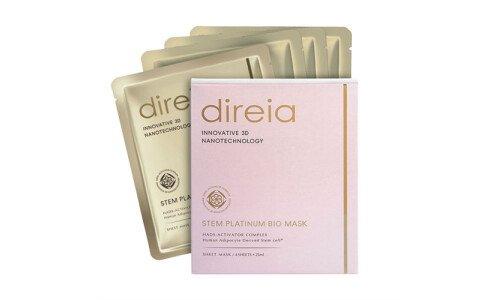 DIREIA Stem Platinum Bio Mask — ревитализирующие маски для лица