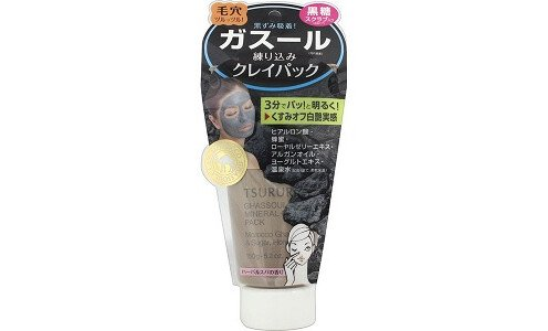 BCL Tsururi Ghassoul Mineral Clay Pack — очищающая маска