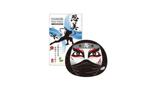 COULEUR LABO  SHINOBI Face Pack Ninja - увлажняющая маска ниндзя со стволовыми клетками