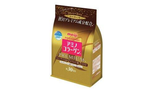 MEIJI Amino Collagen Premium — коллагеновая смесь, сменный блок