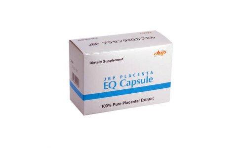 JBP Placenta EQ Capsule — чистый экстракт плаценты лошади, 90 капсул