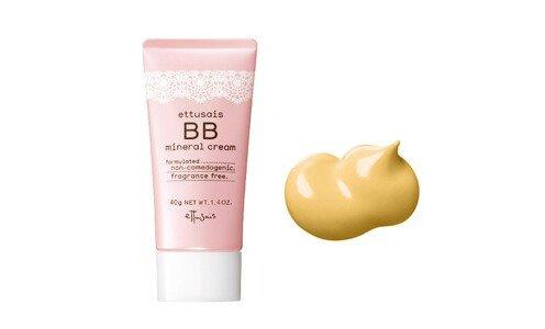 ETTUSAIS Bb mineral cream (оттенок 10 light) — бб крем для чувствительной кожи.