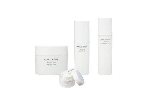 RECORESERUM Bijou de Mer Rejude Face White Set — набор ухода против пигментации со скидкой 10%, миниатюра крема в подарок