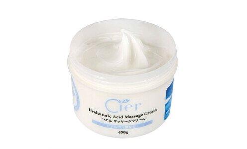 CIER Hyaluronic Acid Massage Cream — массажный крем c гиалуроновой кислотой
