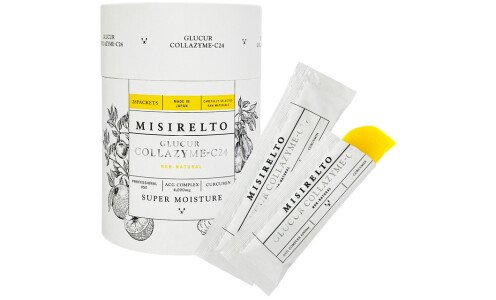 MISIRELTO Glucur Collazyme C-24 — коллагеновое желе с витамином С