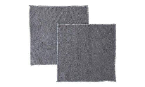 MARNA Plush Microfiber Cleaning Cloth Set — салфетки для уборки, 2 шт.