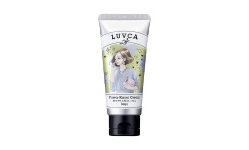 HOYU Luvca Fuwa-Kami Cream — крем для укладки объемной стрижки