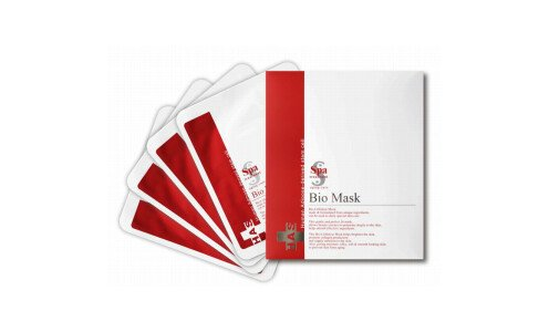 SPA TREATMENT Bio Mask — антивозрастная маска для лица c экстрактом стволовых клеток