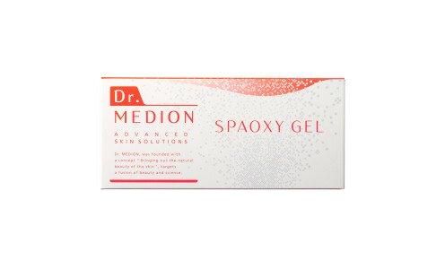 Dr. MEDION Spaoxy Gel — расслабляющая маска-джакуззи для лица