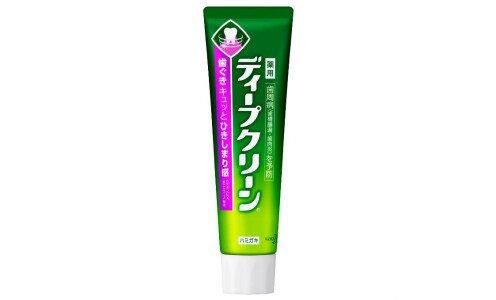 KAO Deep Clean Vital — лечебно-профилактическая зубная паста, 100 г.