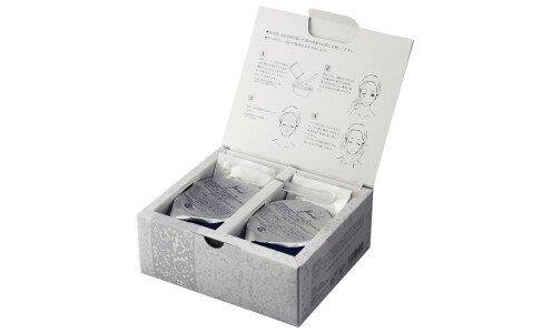 BiEST Fumie Gel Pack — антиоксидантная омолаживающая карбокси маска