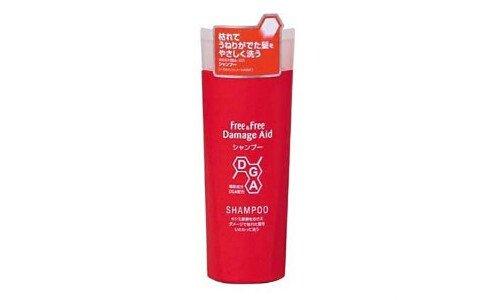 LION Free&Free Damage Aid Shampoo — шампунь для поврежденных волос.