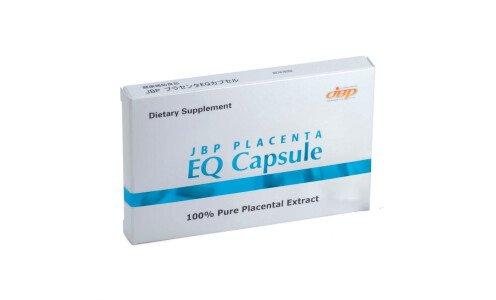JBP Placenta EQ Capsule — чистый экстракт плаценты лошади, 20 капсул