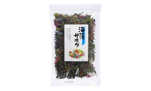 TAKAKI Kokusan Kaiso Salad — смесь сушеных водорослей