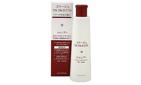 COLLAGE Furufuru Shampoo, Medicated — антигрибковый шампунь для сухих волос, 200 мл.