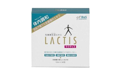 LACTIS 10 ml — пищевая добавка из экстракта молочнокислых бактерий