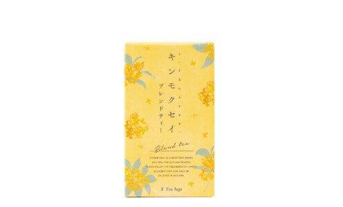 TREE OF LIFE Kinmokusei Blend Tea — белый чай с османтусом (сезонное предложние)
