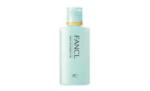 FANCL Mild Cleansing Oil — масло для снятия макияжа, мини-упаковка