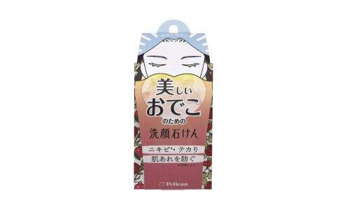 PELICAN Soap for Beautyful Forhead  — матирующее противовоспалительное мыло для лица