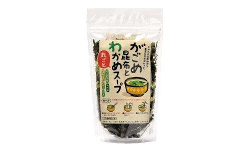 OHGIYA Seaweed Soup — суп из 4 видов водорослей