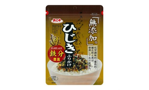 HAMAOTOME Mutenka Hijiki Furikake — фурикаке с водорослями хидзики