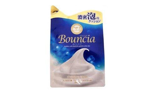 COW SOAP Bouncia Premium Floral —  премиум гель для душа, рефил 430 мл.