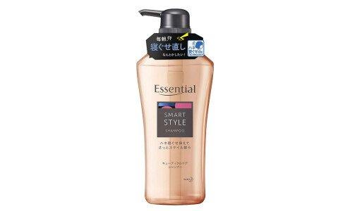 KAO Essential Smart Style Shampoo — шампунь для вечернего мытья волос