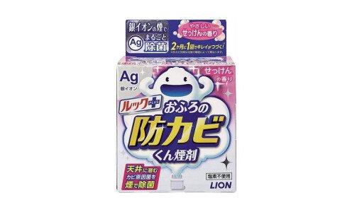LOOK Bathroom Antimold Fogger — дымовая шашка с ионами серебра против плесени в ванной