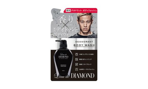 FITS JAPAN L`eau de DIAMOND by KEISUKE HONDA, Refill  — гель для душа, сменный блок 430 мл.