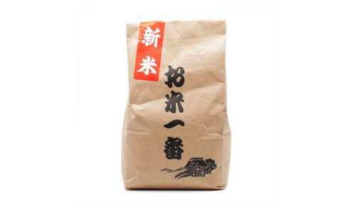 ALPEN MURA Koshihikari Rice — японский рис свежего урожая, 1 кг